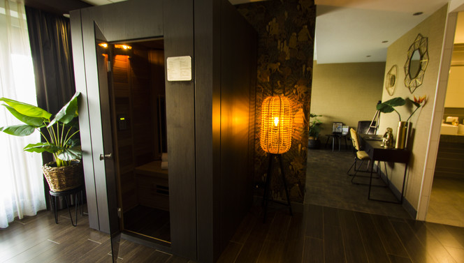 Wellness Suite Hotel Drachten