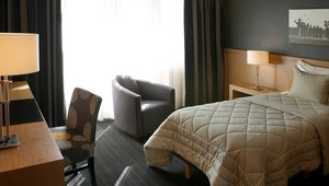 Comfort single room Hotel Drachten